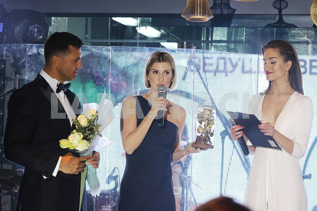 Nikolay Tishchenko, Anita Lutsenko and Alexandra Kucherenko — Image 54840