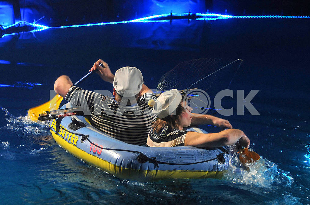 """Circus on the water with the play """"Water and Fire"""" — Image 51650"""