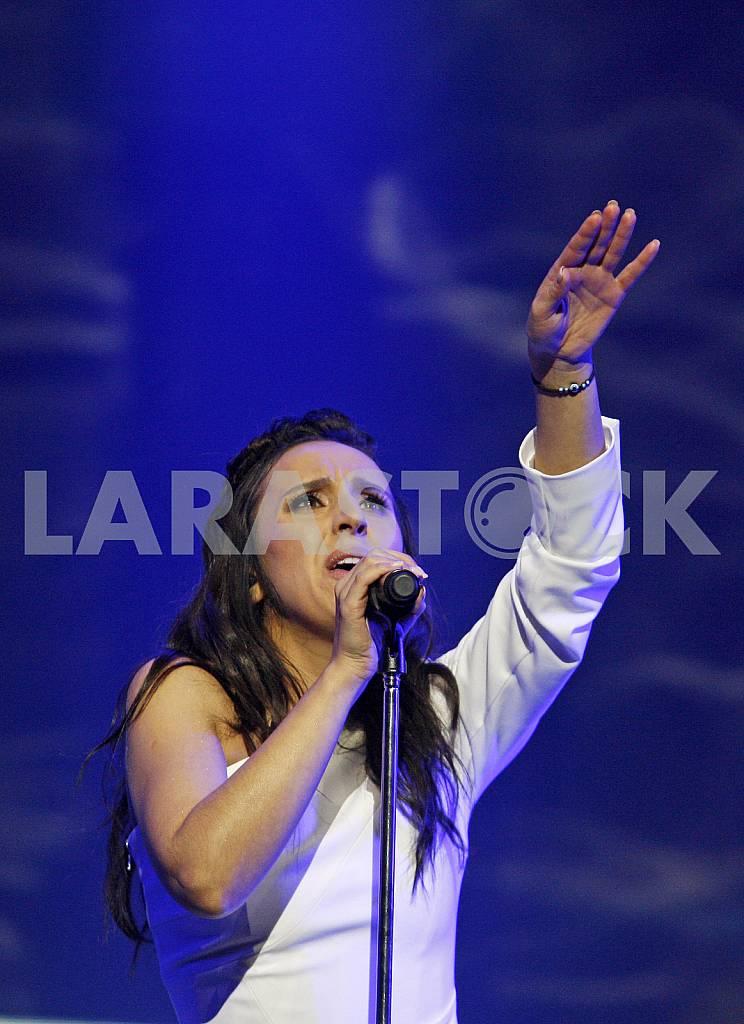 Jamala concert in Kiev — Image 29950