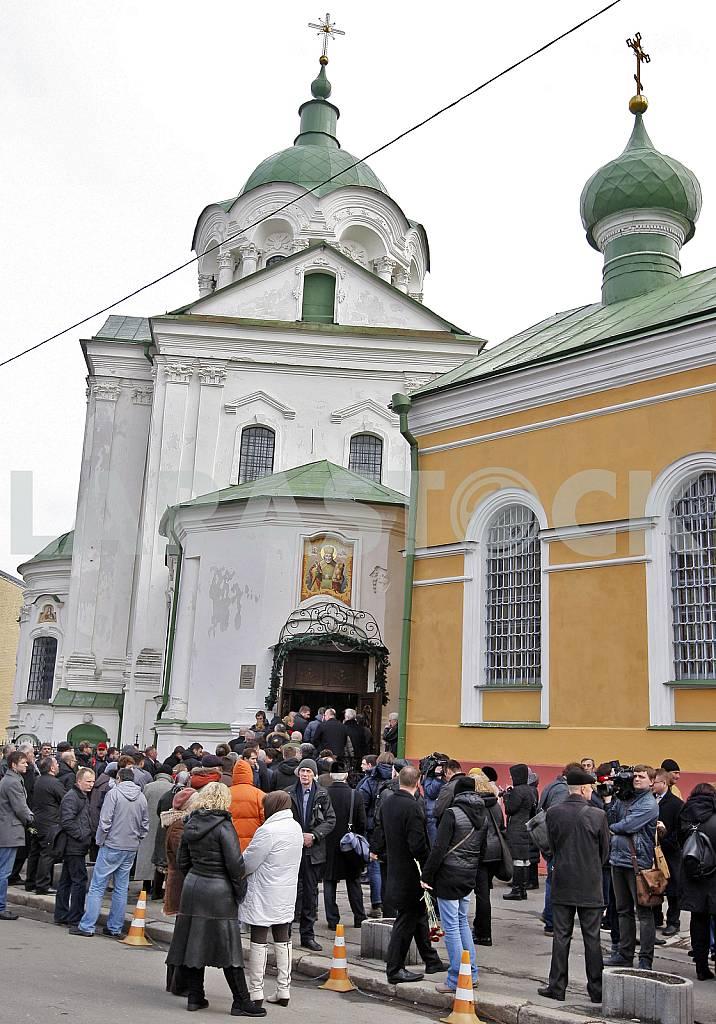 Funeral of Georgiy Gongadze in Kyiv. — Image 28070