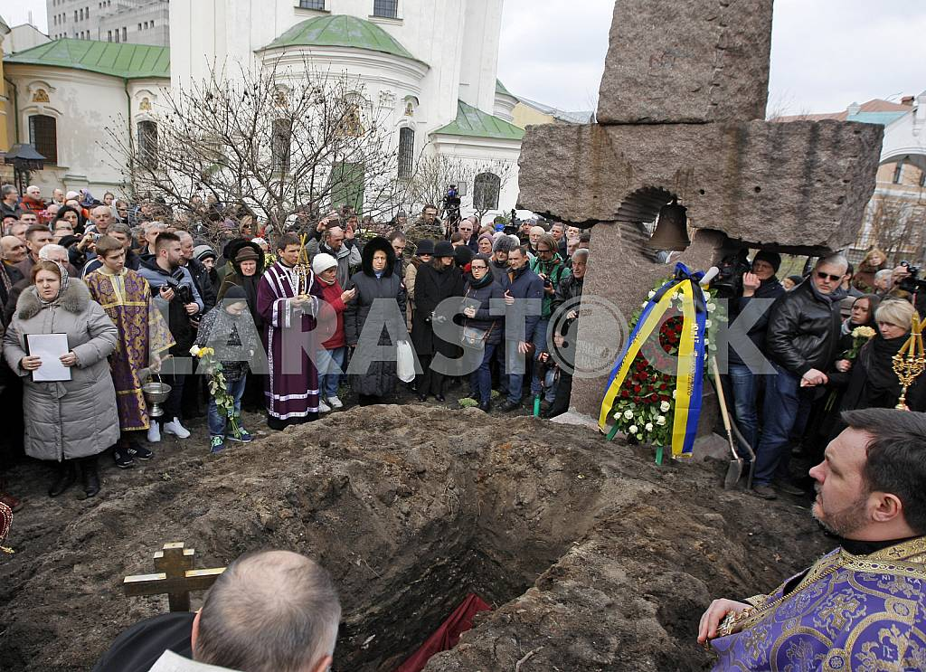 Funeral of Georgiy Gongadze in Kyiv. — Image 28080