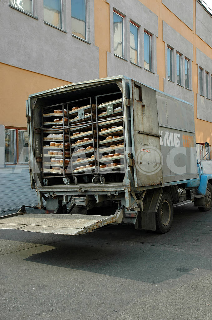 Box for transportation of bakery products — Image 69831