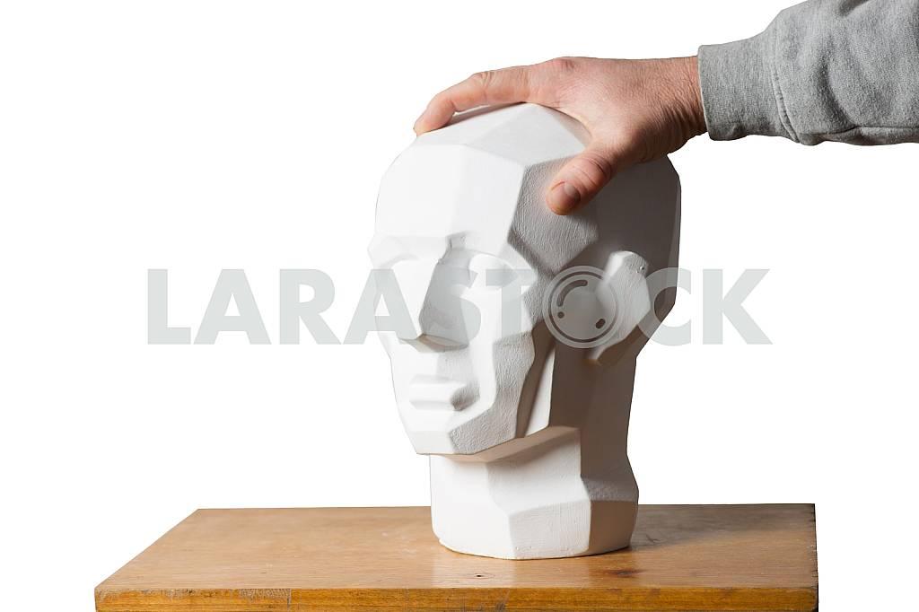 Tutorial primitive plaster head model — Image 39751