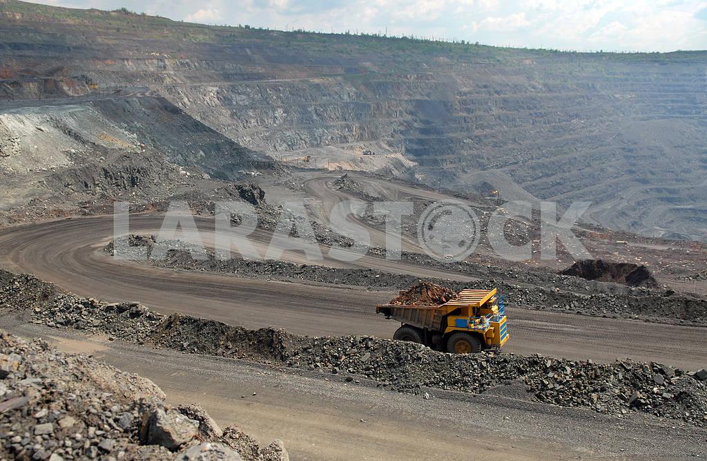 Mine of iron ore — Image 2812