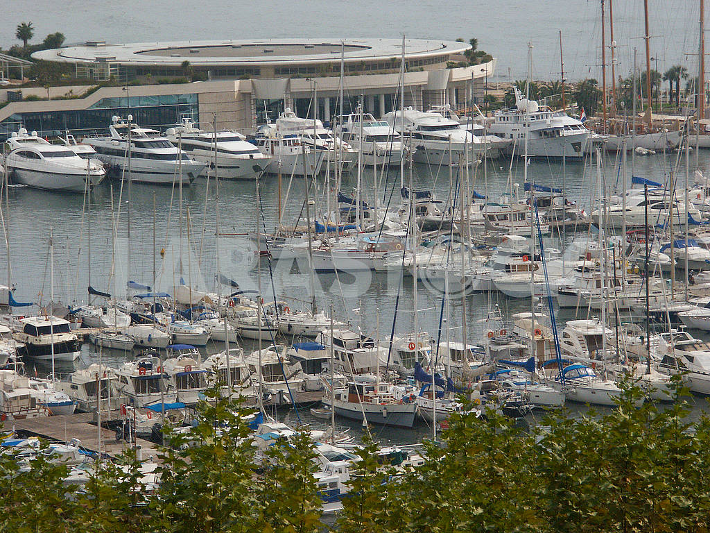 Yacht club in Cannes — Image 69522