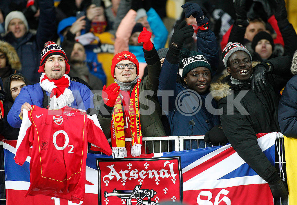 Arsenal fans — Image 76822