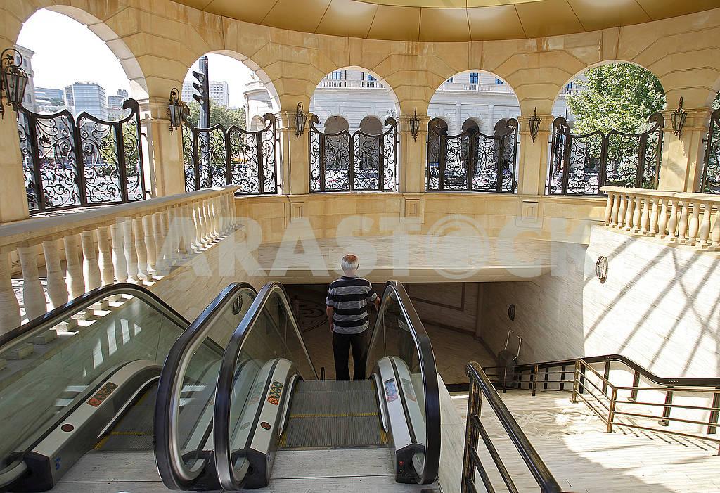 Underground passage to Baku — Image 63922