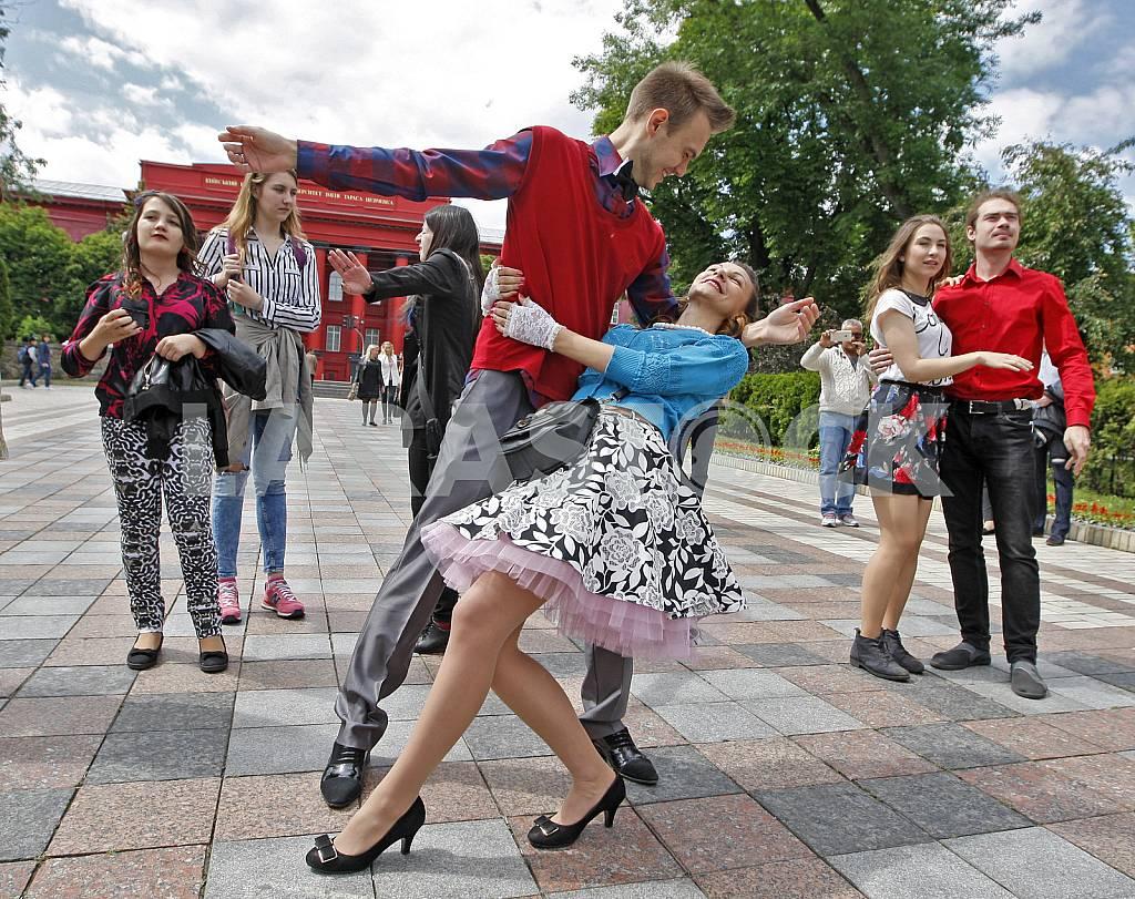 Парад Стиляг в Киеве — Изображение 29932