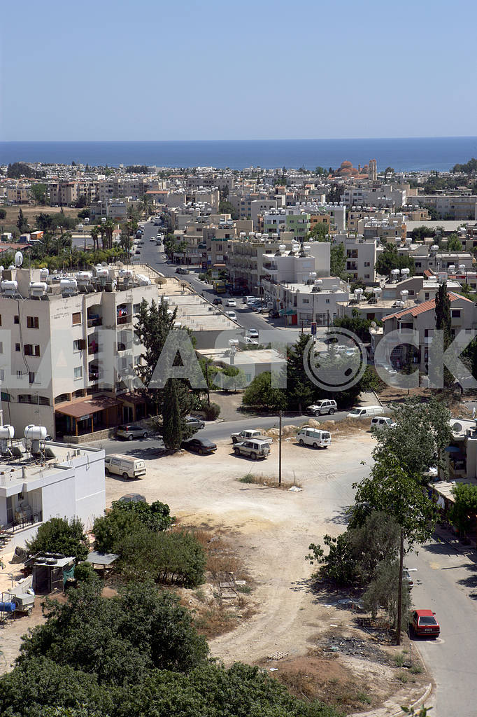 View of the streets of Paphos — Image 20332
