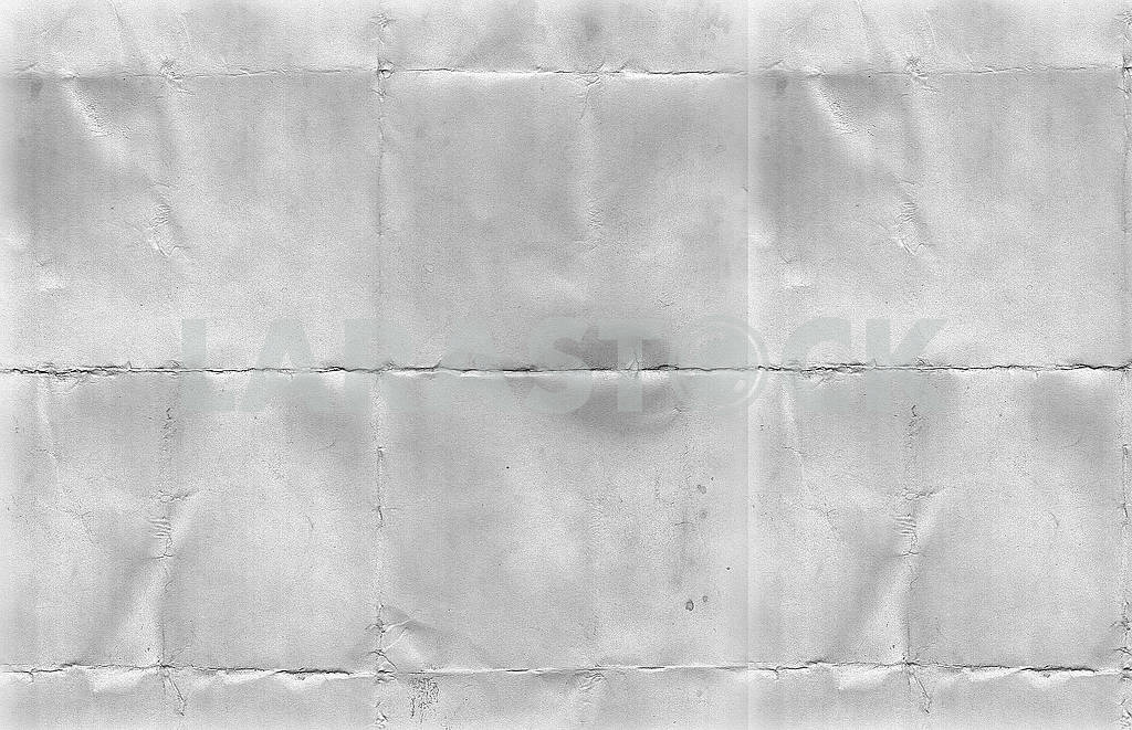 Folded Paper Texture — Image 61962