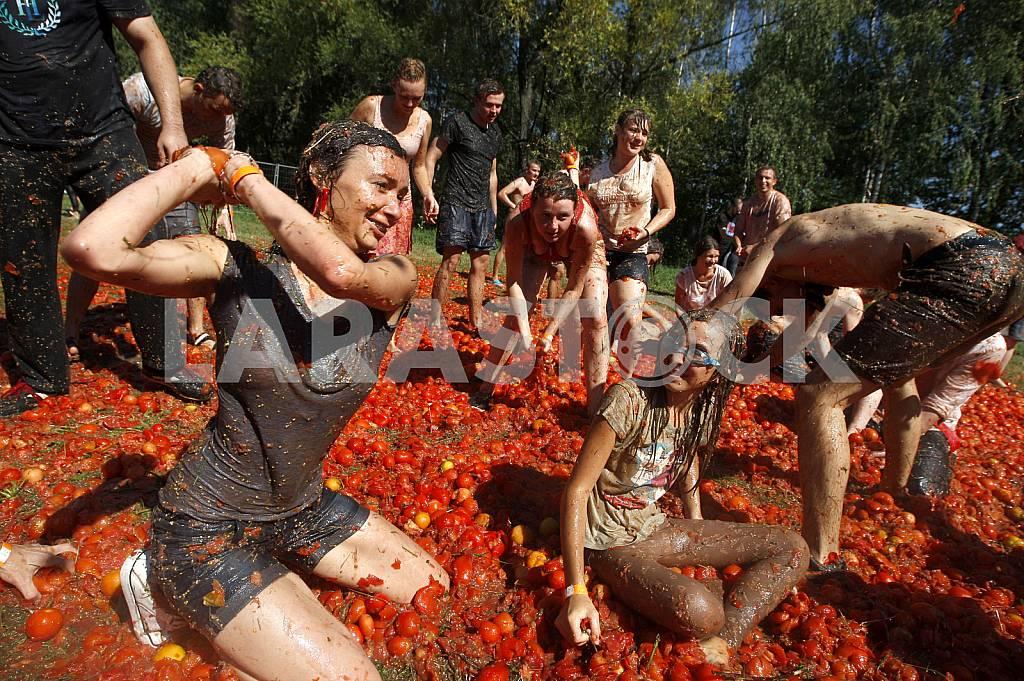 Festival Tomatina 2016 in Kiev — Image 35062