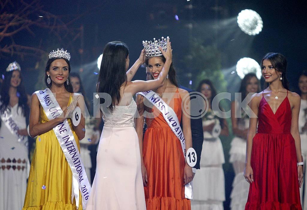 The Miss Ukraine 2016 Olexandra Kucherenko — Image 35882