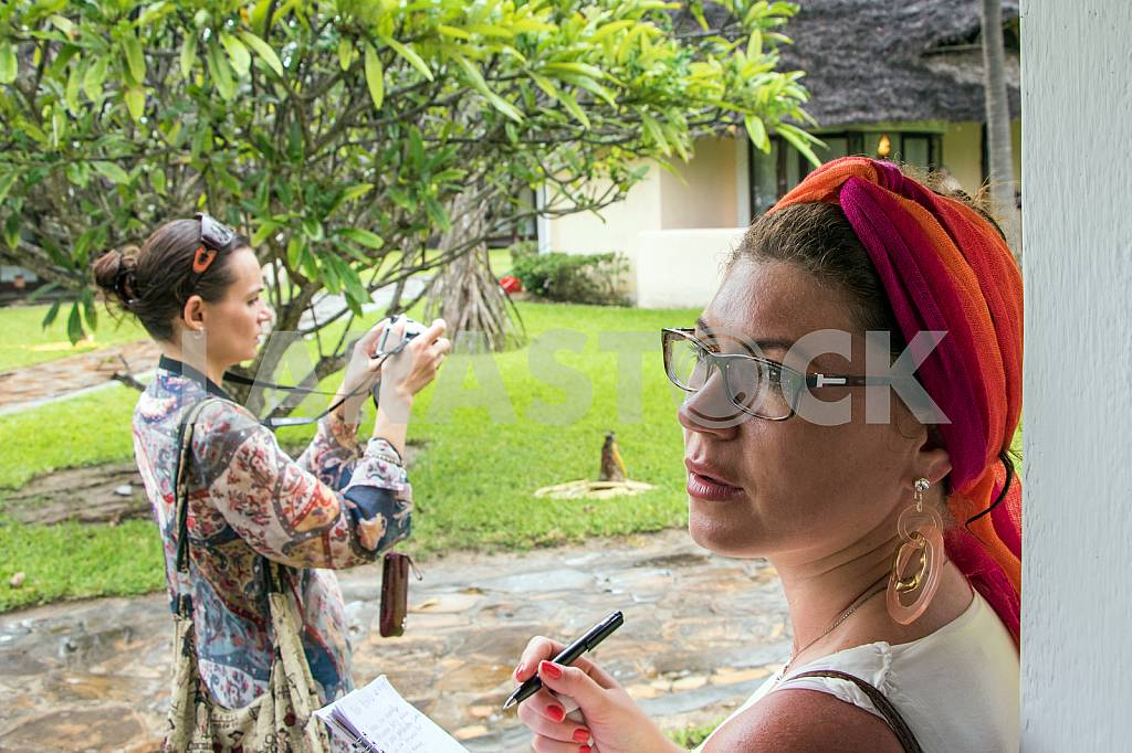 Travel agents at work — Image 32123