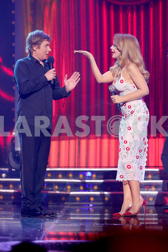 Stepan Kazanin and Tina Karol — Image 53143