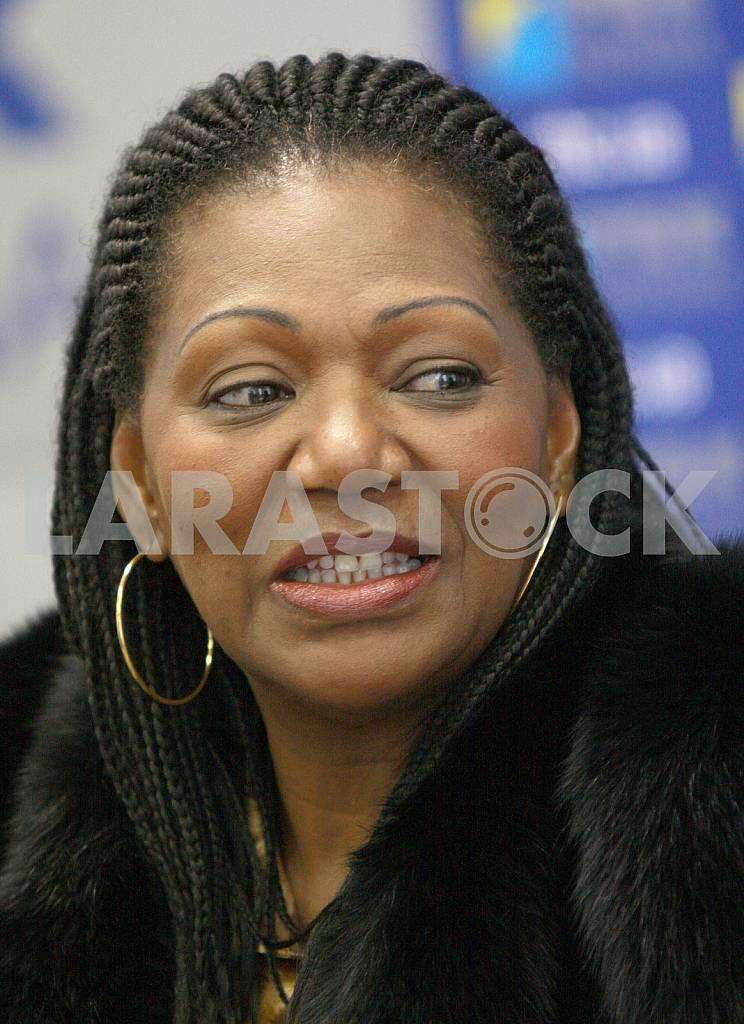 Liz Mitchell - lead singer Boney-M band — Image 33304