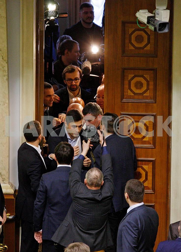Verkhovna Rada Session — Image 28304