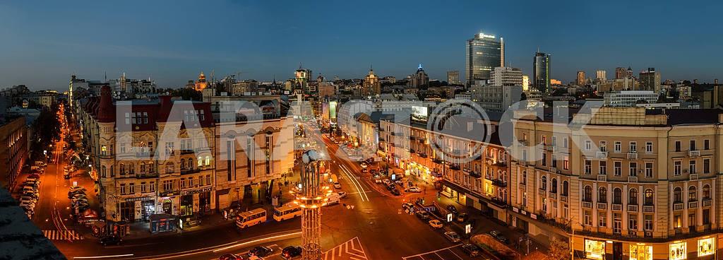 Kiev, L'va Tolstoho sq. — Image 1314