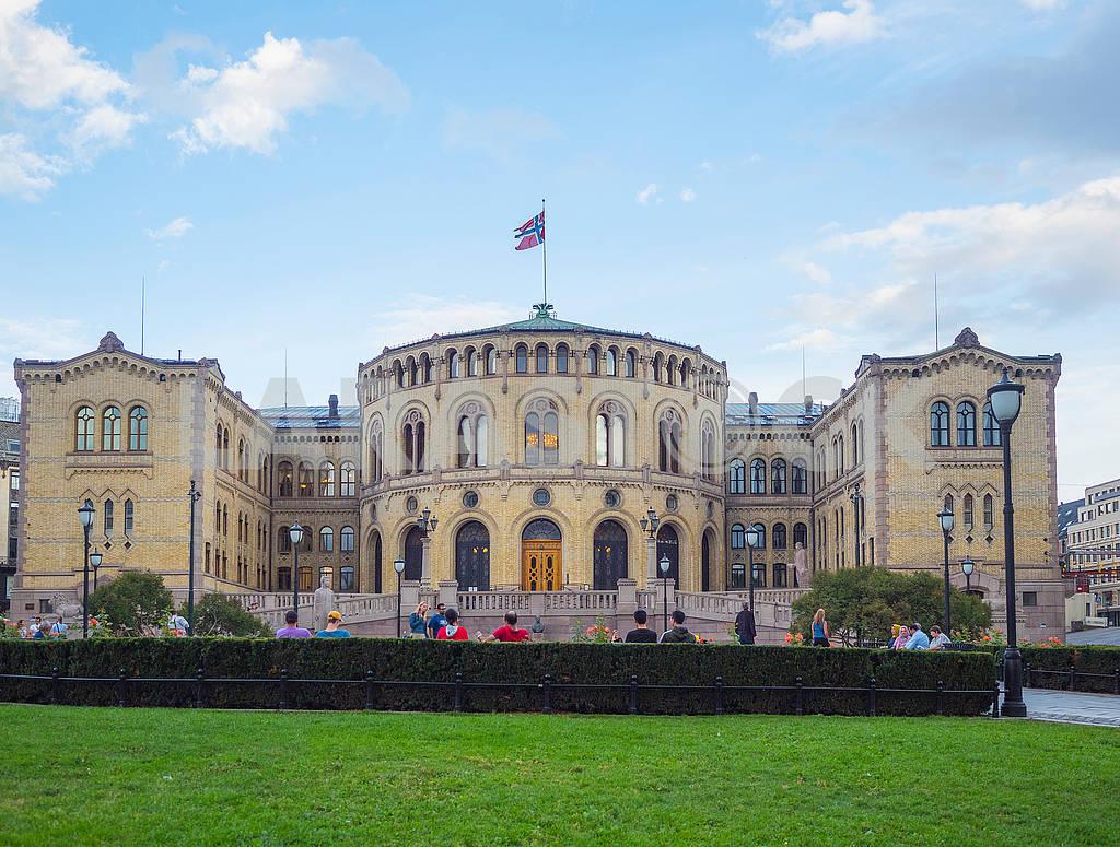 Стортинг, парламент Норвегии — Изображение 74124