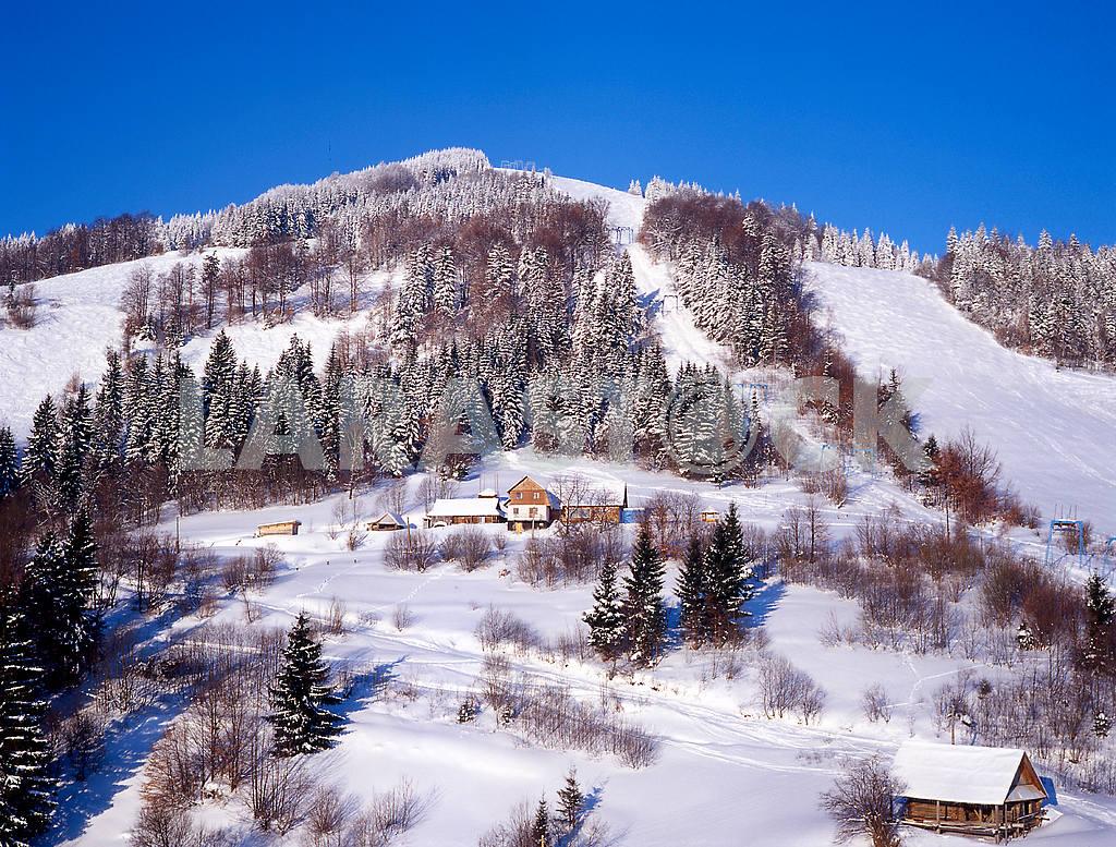 Mount Trostyan — Image 46354