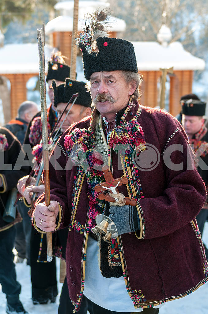 Christmas in the Carpathians — Image 49274