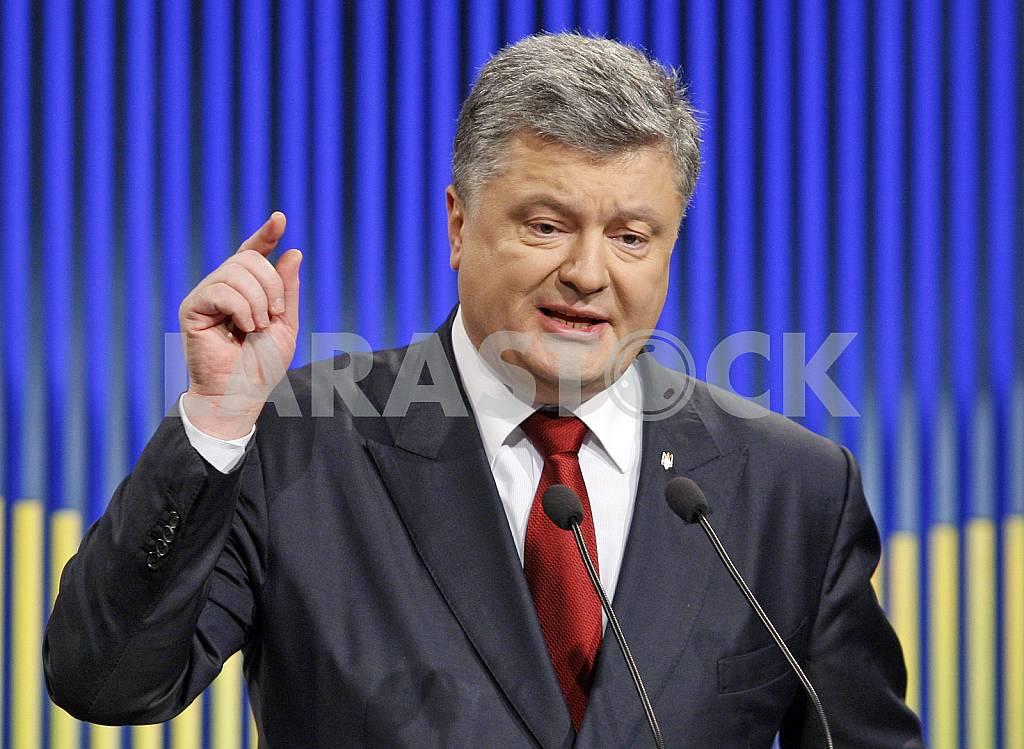 Пресс-конференция Петра Порошенко. — Изображение 23515