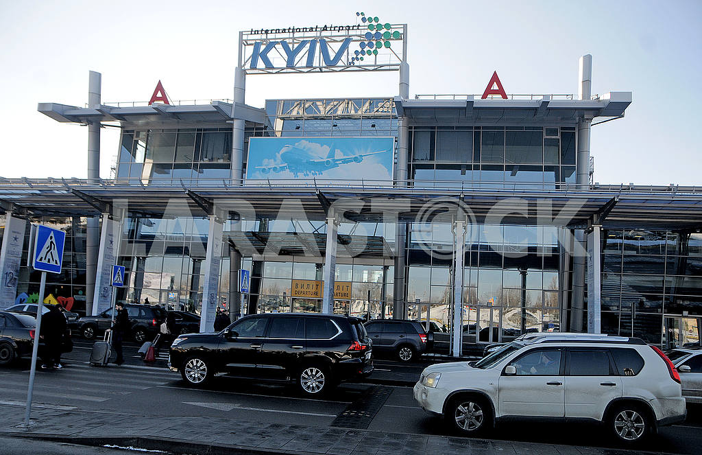"International airport ""Kiev"" (""Zhulyany"") — Image 50625"