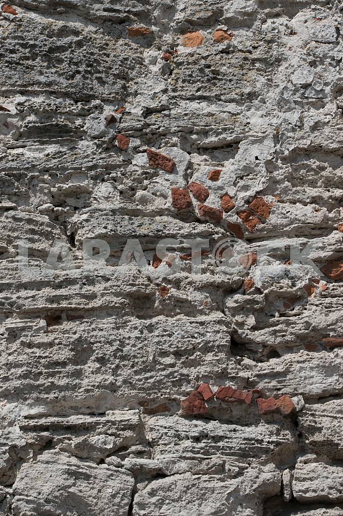 Detail of a stone wall — Image 32235