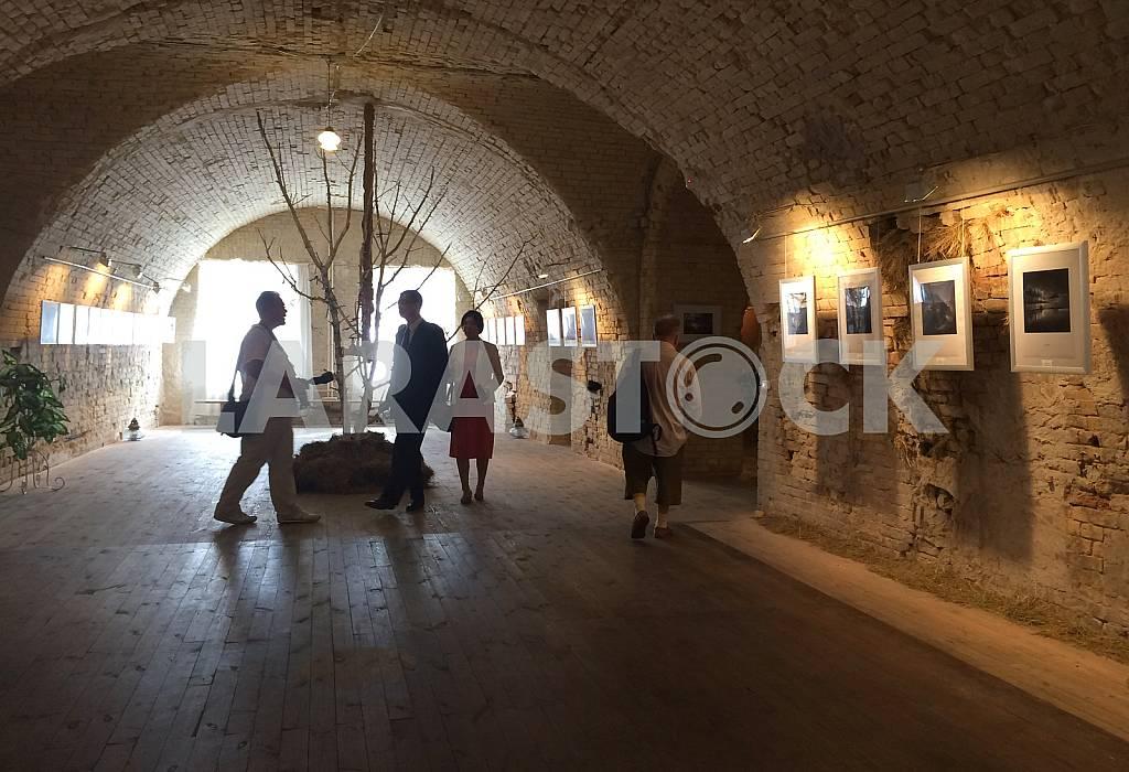 Photographic exhibition in the oblique caponier — Image 42685