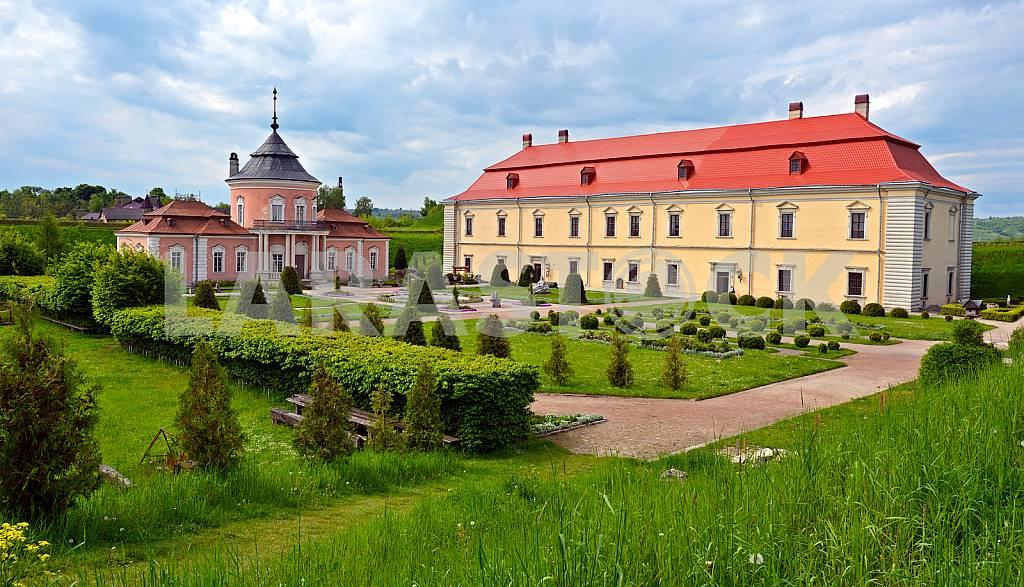 Castle in Zolochiv — Image 24085