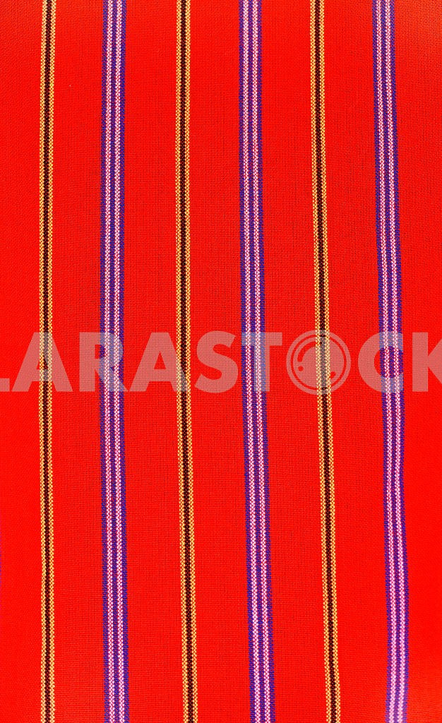 Handsome African textiles — Image 12995