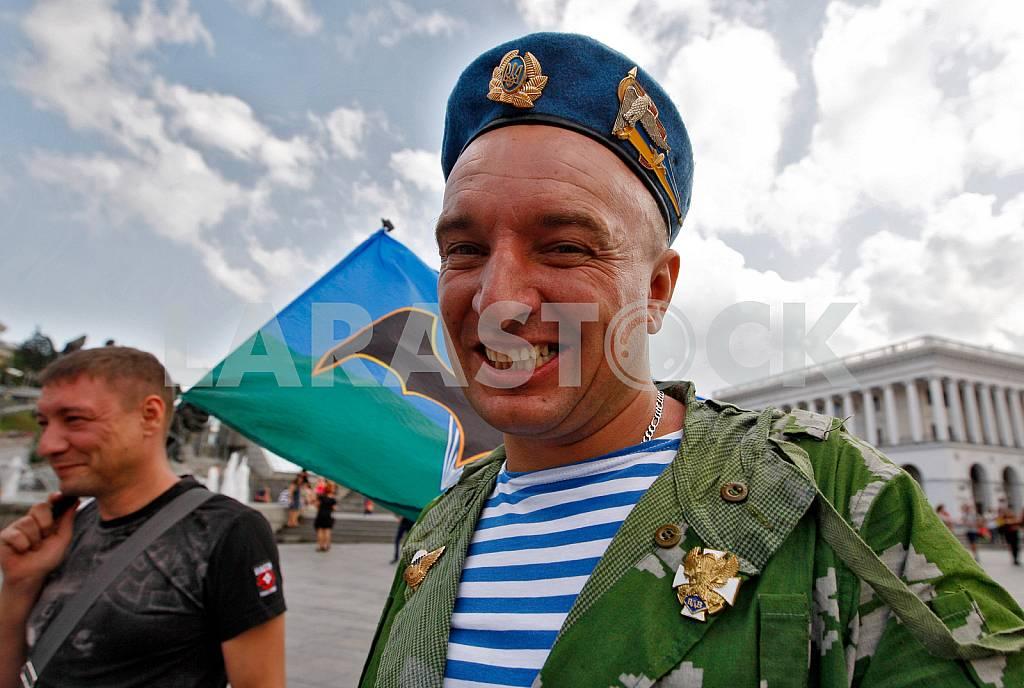 Празднование Дня ВДВ в Киеве — Изображение 32906