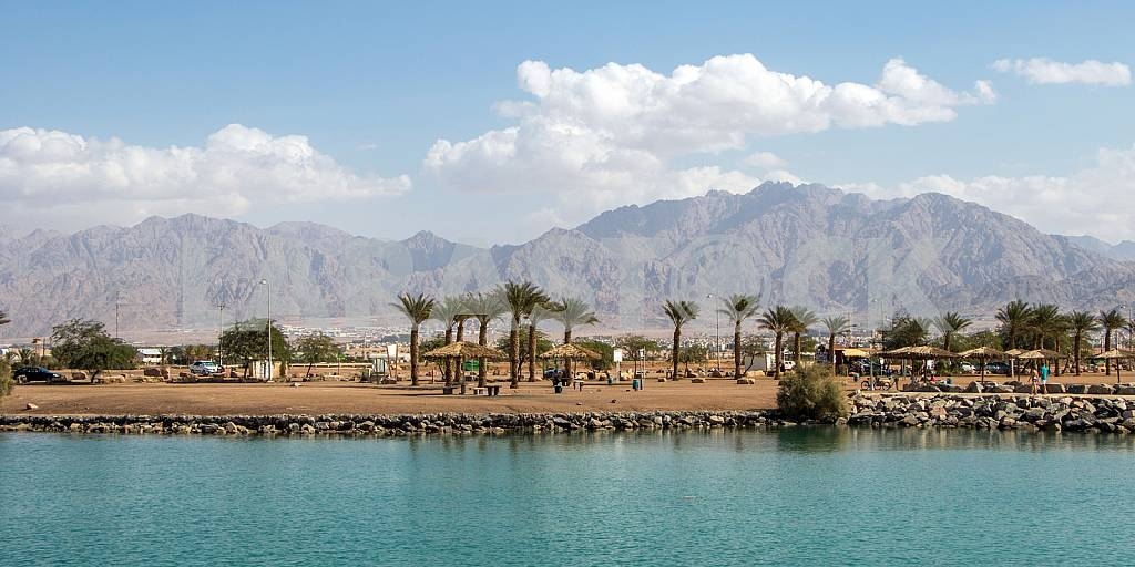 The beaches of Eilat — Image 28326