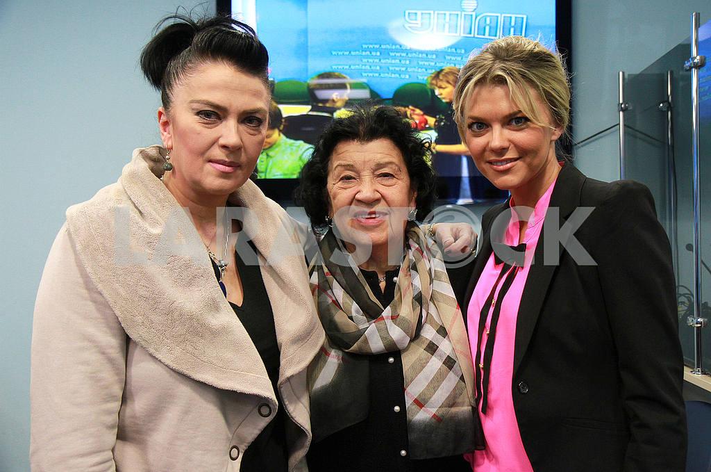 Irina Deriugina, Albina and Irina Blokhin Deriugina — Image 50536