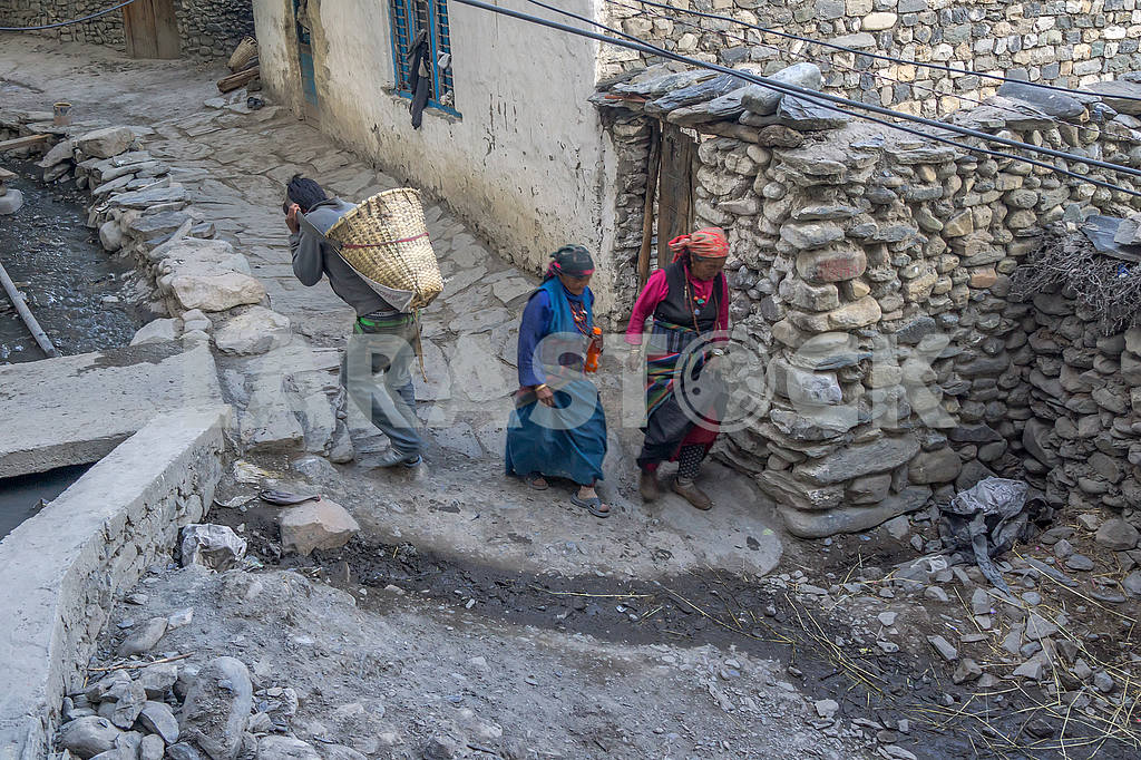 Villages in Nepal — Image 49336