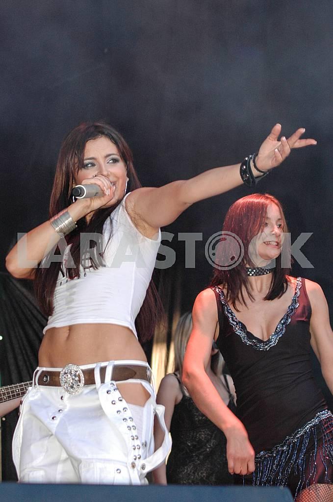 Ani Lorak  is a Ukrainian pop singer — Image 25896