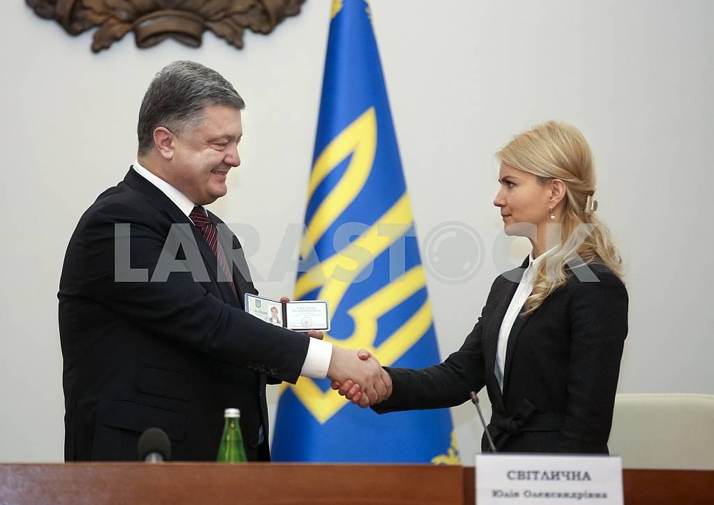 Yulia Svetlichnaya and Peter Porshenko — Image 41707