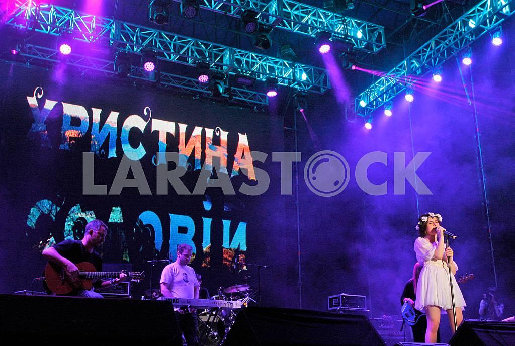 A singer Khristina Soloviy — Image 33907