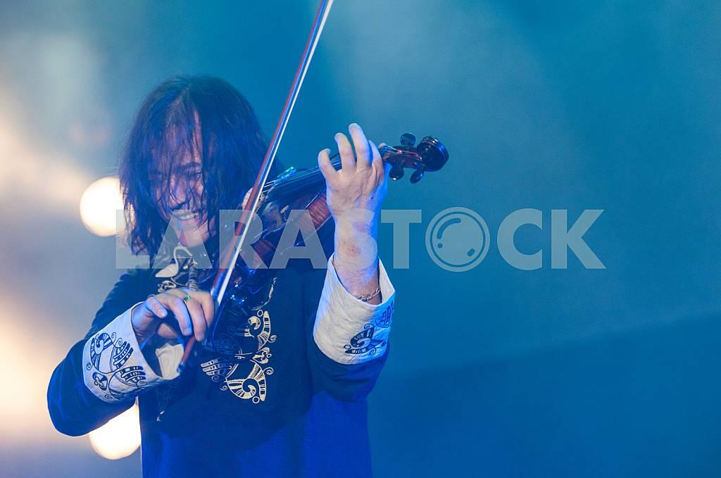 Vasily Popadyuk - Ukrainian violinist — Image 25887