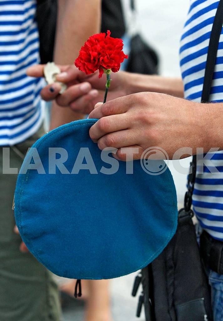 Празднование Дня ВДВ в Киеве — Изображение 32908