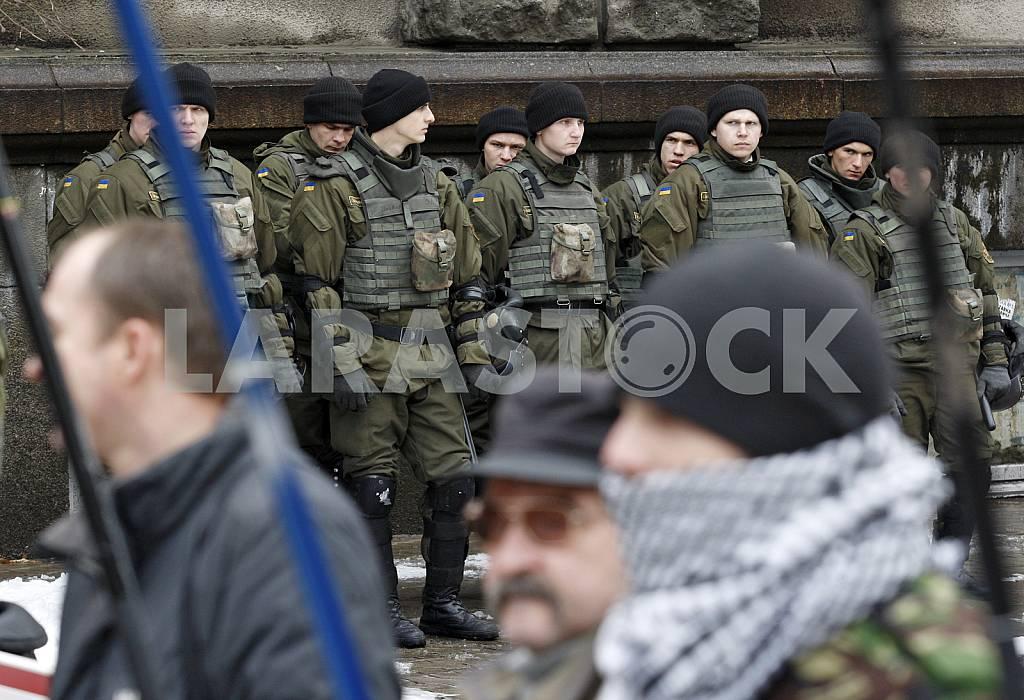 Rally People's Decommunization, in Kiev. — Image 26908