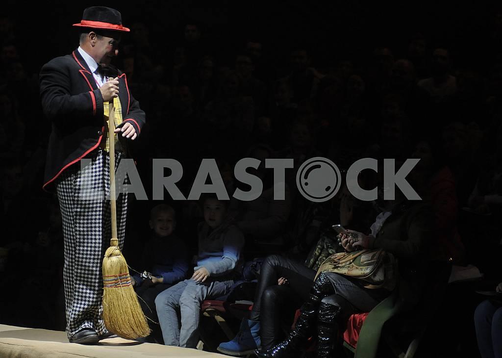 """Tour season of the circus """"Kobzov"""" in Kiev — Image 44628"""