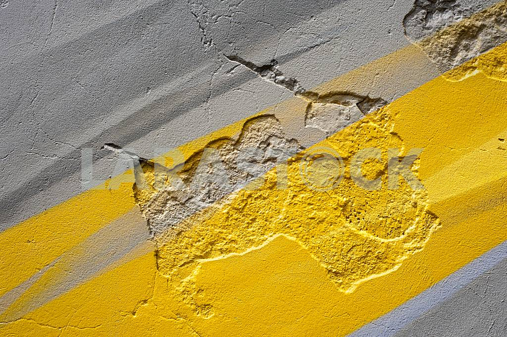 Fragment of grafiti on a concrete wall.Abstract background. — Image 32028