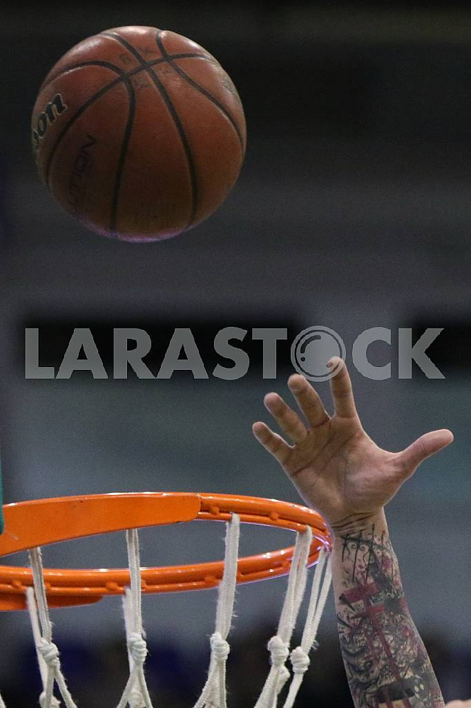 Of the game moments of the match Ukraine's Championship basketball — Image 26028