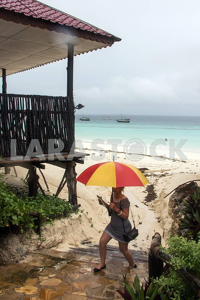 Zanzibar, the rainy season — Image 32128