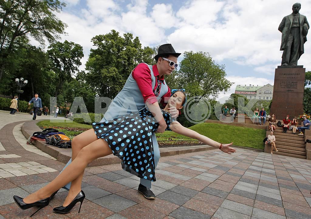 Парад Стиляг в Киеве — Изображение 29938