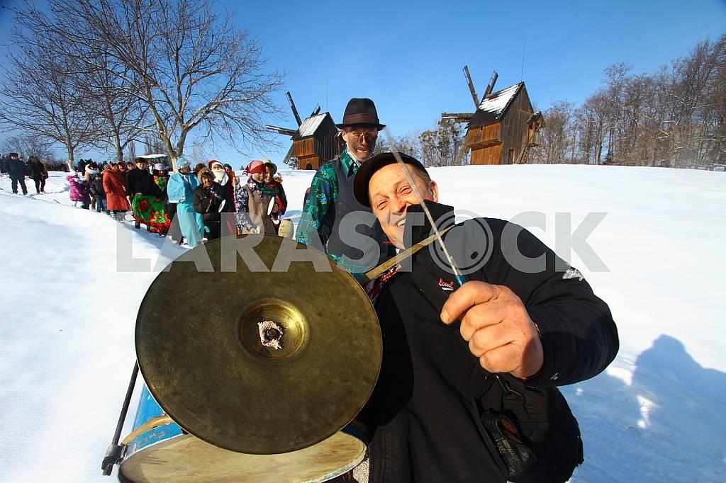 Празднование Маланки в Черновцах — Изображение 45038