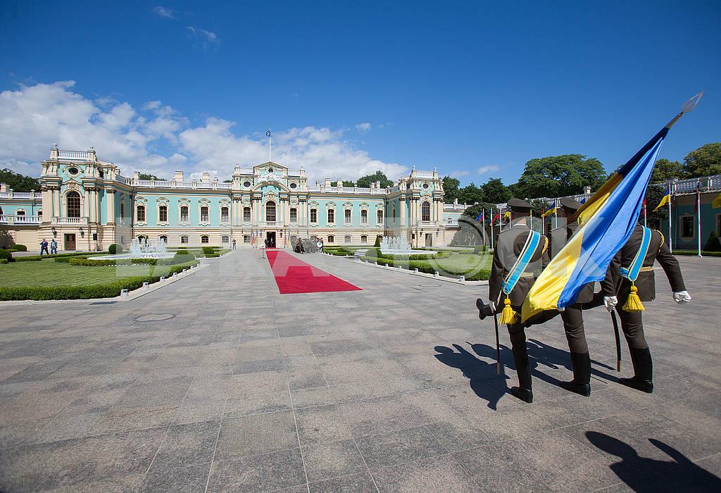 The Mariinsky Palace in Kiev — Image 71458