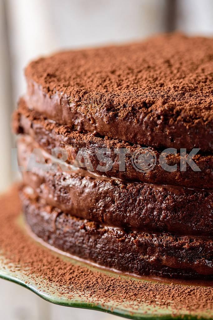 Choco cake — Image 26858