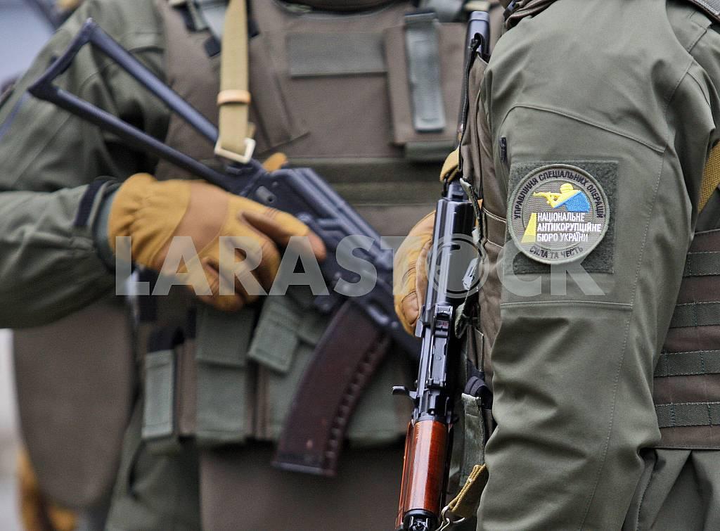 Присяга сотрудников Управления специальных операций НАБУ — Изображение 26778