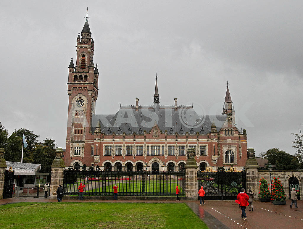Peace Palace on Carnegie Square — Image 63788